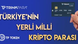 TrinkPara Türkiyenin Yerli Kripto parası..
