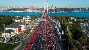 42. İstanbul Maratonu, yarın koşulacak