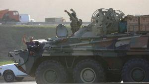 Ermeni askeri kışlası vuruldu! Şuşa'ya ilerliyorlar