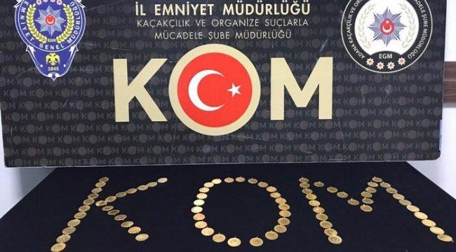 Kuyumcudan aldığı 77 Cumhuriyet altını sahte çıkınca, arkadaşının alıp yerine sahtelerini koyduğu ortaya çıktı