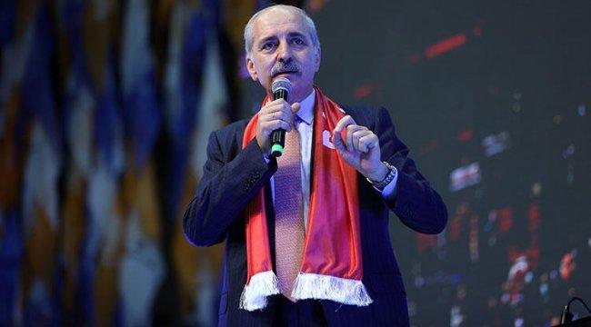 AK Parti Genel Başkanvekili Kurtulmuş'tan muhalefete yeni anayasa çağrısı