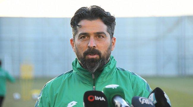 Konyaspor Teknik Direktörü İlhan Palut: 'Beşiktaş maçında en iyisini yapmaya çalışacağız'