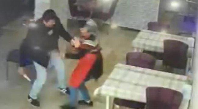 Müşteri, döner işletmecisini bıçaklayarak öldürdü