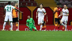 Son Dakika: Alanyaspor'a evinde 3-2 mağlup olan Galatasaray, kupaya veda etti