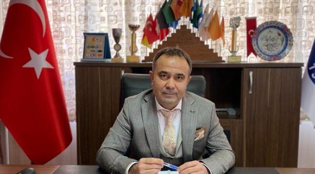 Türk Sağlık-Sen Mersin Şube Başkanı Ayhan Güngör Memur-Sen'e Ateş Püskürdü