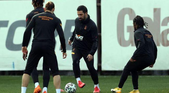 Galatasaray'da Rizespor hazırlıkları tamamlandı