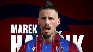 Son Dakika Transfer Haberi: Trabzonspor, Marek Hamsik'i resmen duyurdu
